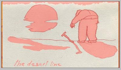 boni böse behind the desert line