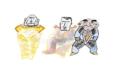 drei Generäle puderquasten