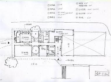 校園規劃~行政大樓~1F