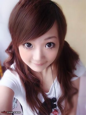 cute asian hairstyle. Cute Asian Kids Girl Emo