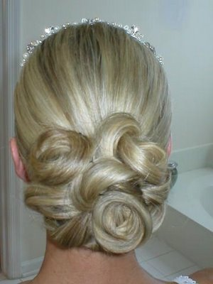 Wedding Hairstyles 2009