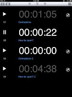 iPad app Chronolite Chronology