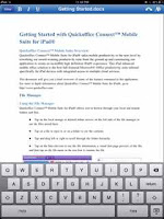 Quickoffice Connect on iPad