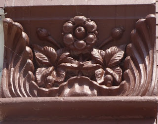 Terra cotta detail on a Deseronto property