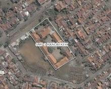 Peta Lokasi SMP N 3 Rancaekek