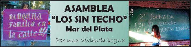 Asamblea Los Sin Techo - Mar del Plata