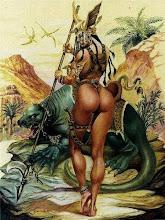 La Mujer y el Dragón