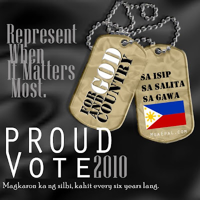 proud vote, vote, advocacy, philippine election, election