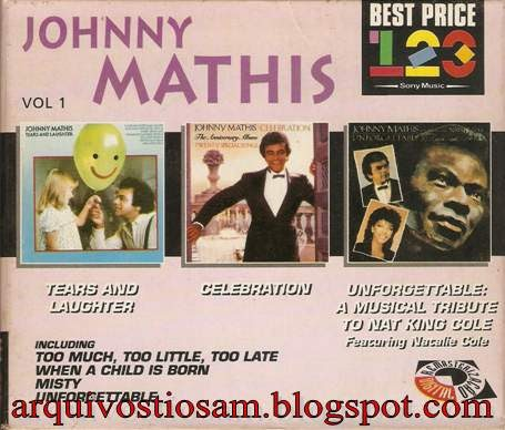 Arquivos Tio Sam Johnny Mathis Tears And Laughter
