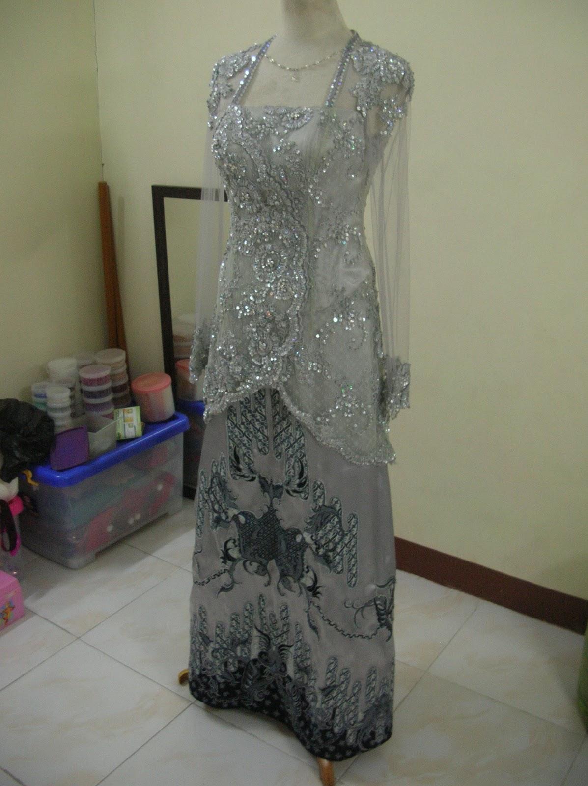 2014 Kebaya Styles for Muslim Women BAJU PENGANTIN
