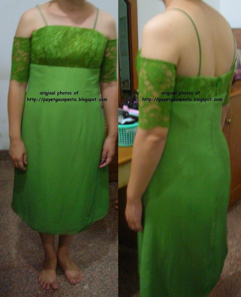 Model gaun pesta malam masa kini - Perawatan Rambut Rontok