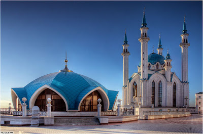 مسجد كول شريف Mosque__Kul_Sharif_.