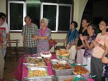 Auntie Dorothy's birthday