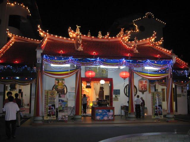 Seck Kia Eenh Temple