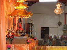 Buddha image in Main Shrine Hall