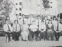 Seck Kia Eenh Diamond Jubilee Commemorative Magazine Editorial Board 1995
