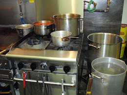 Gas Stove And Top Griddle
