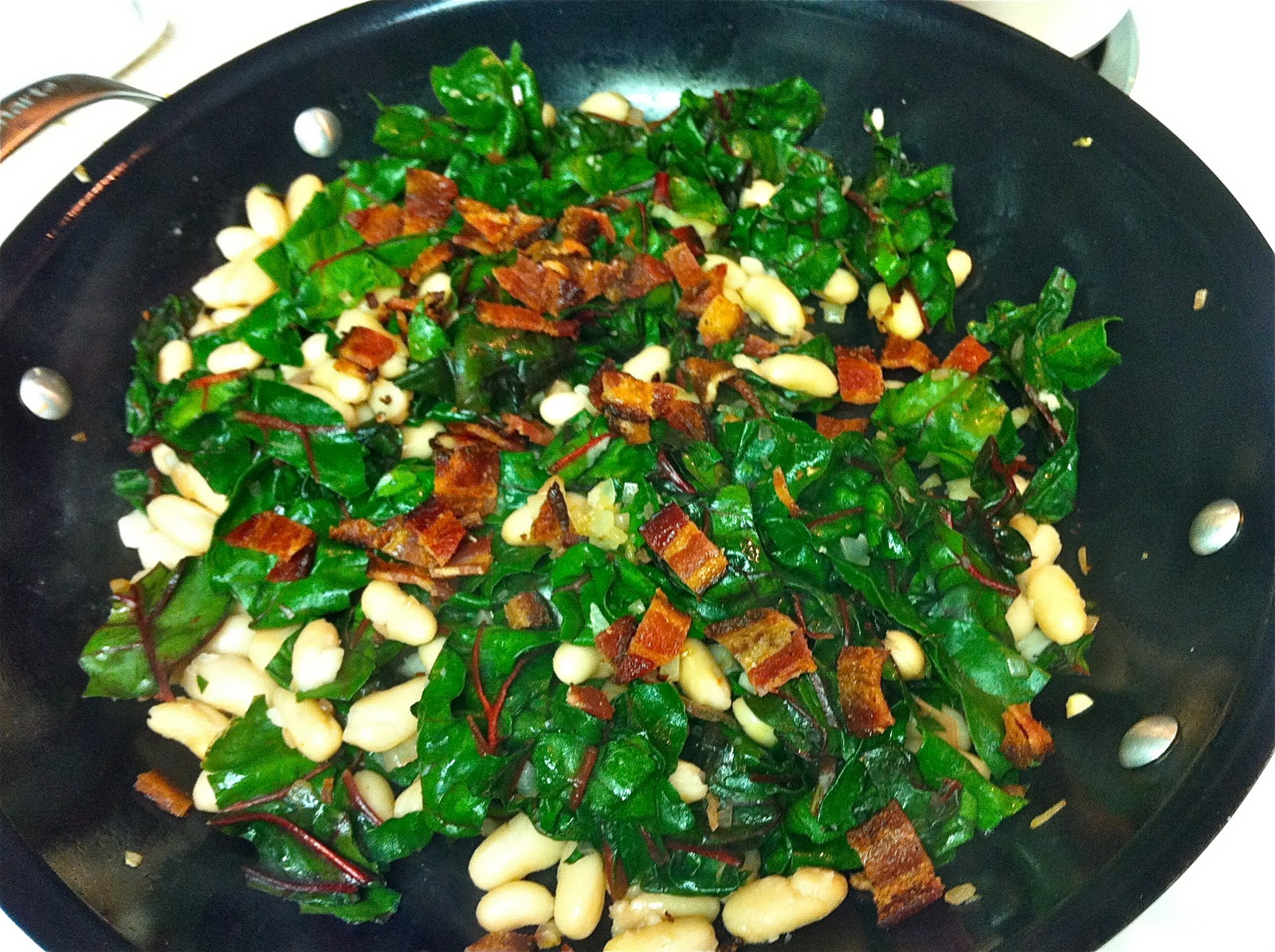 Swiss Chard With Olives Recipes — Dishmaps