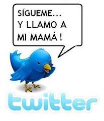 Tweet!! Tweet!! esquina baja!!!
