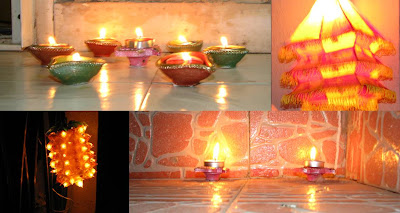 My Diwali in Pune – Diyas, Decoration, Day out and more ...