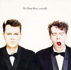 Capa do Album pet shop boys