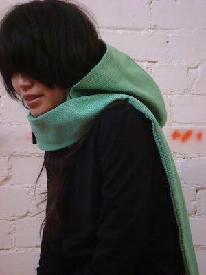 Our Famous Hood Scarves in