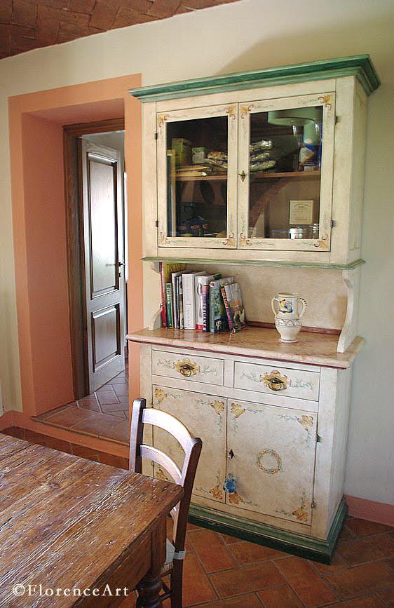 Antique Furniture Painting Techniques