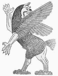 La puerta de Ishtar Anzu