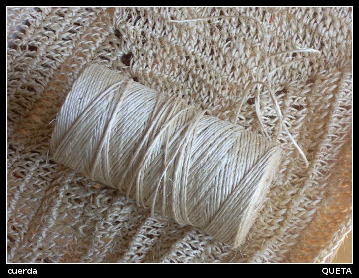retales de tiempo hechos crochet alfombra de cuerda a On alfombra cuerda