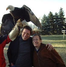 With Daniel and Eagle