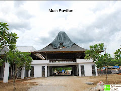 welcome pavillion
