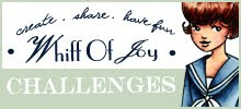 Whiff of Joy challenge blog