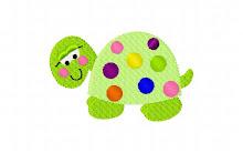 Dot Turtle