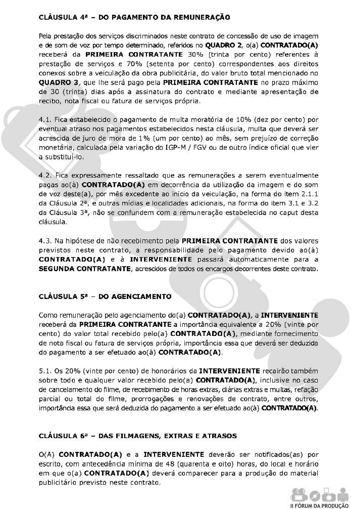 Blog teatro no brasil modelo de contrato para elenco for Modelo contrato por horas