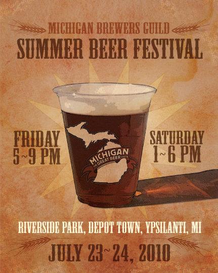 Promote michigan news summer beer festival highlights for Michigan craft beer festival