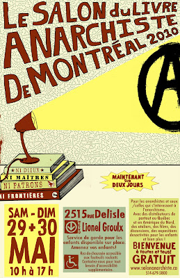 Salon du livre anarchiste 2010
