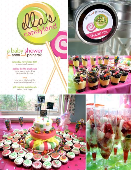 Ella 39s Candyland Other than designing for weddings I also design for baby