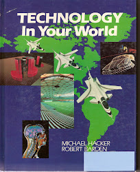Technology In Your World - Another textbook inspired by the NYSED Middle School Mandate