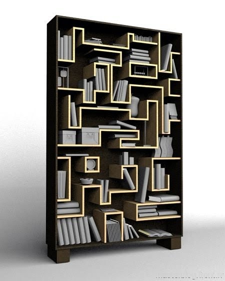 Unusual Bookshelves. Lieul Bookshelf With Unusual Bookshelves. Cheap ...