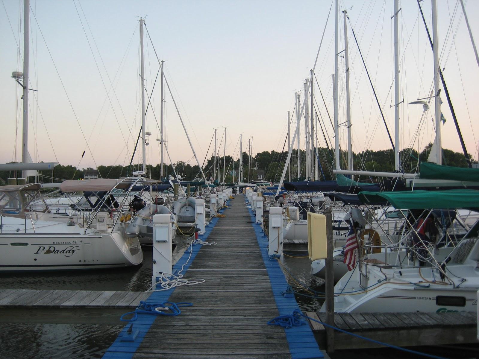 Haven Harbour Docks