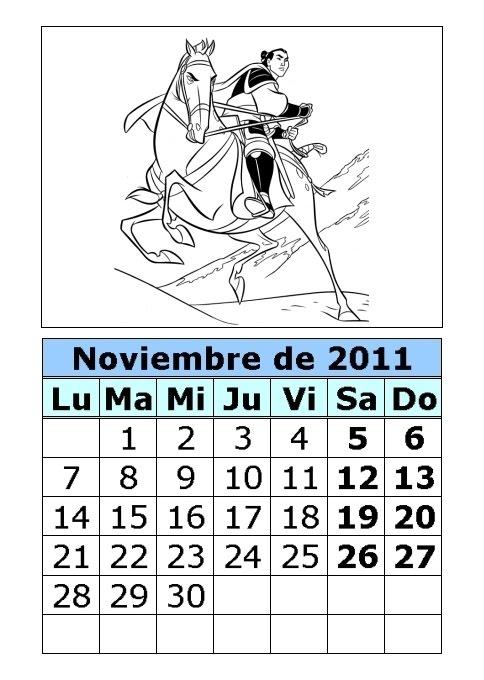 calendario 2011 para imprimir. pool, Calendario