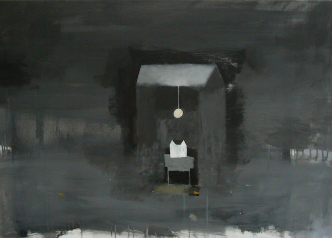 House I (2009) 90x100 cm