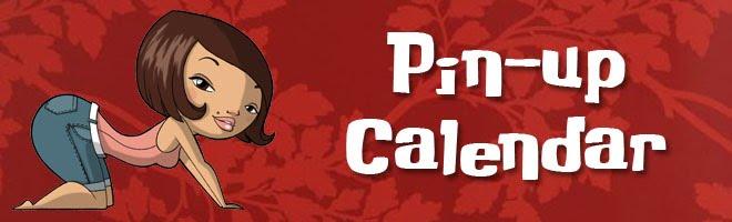 Pin-up Calendar