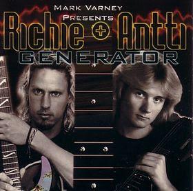 Richie & Antti - Generator (1995)