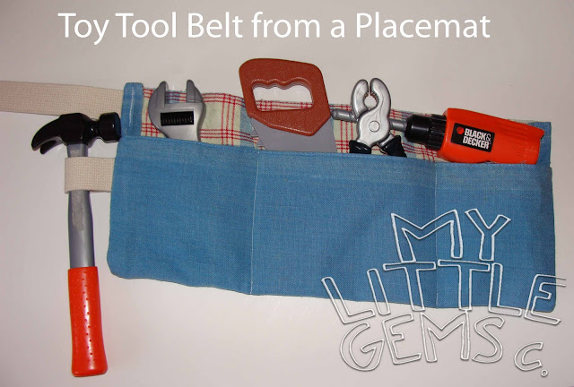 http://www.allmylittlegems.com/2010/02/make-toy-toolbelt-from-placemat.html