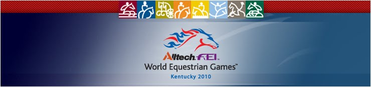 Alltech FEI World Equestrian Games