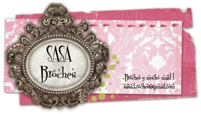 SASA Broches