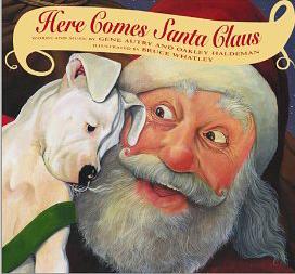 Oopsey Daisy: Christmas Book Advent: Day 1 {Santa Beard Countdown}