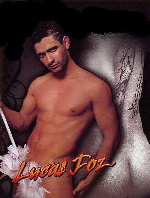 1 1 1 Gay porn star Lucas Foz