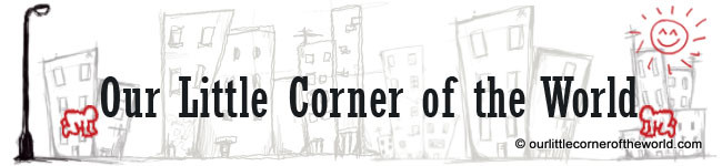 Our Little Corner of the World Blog